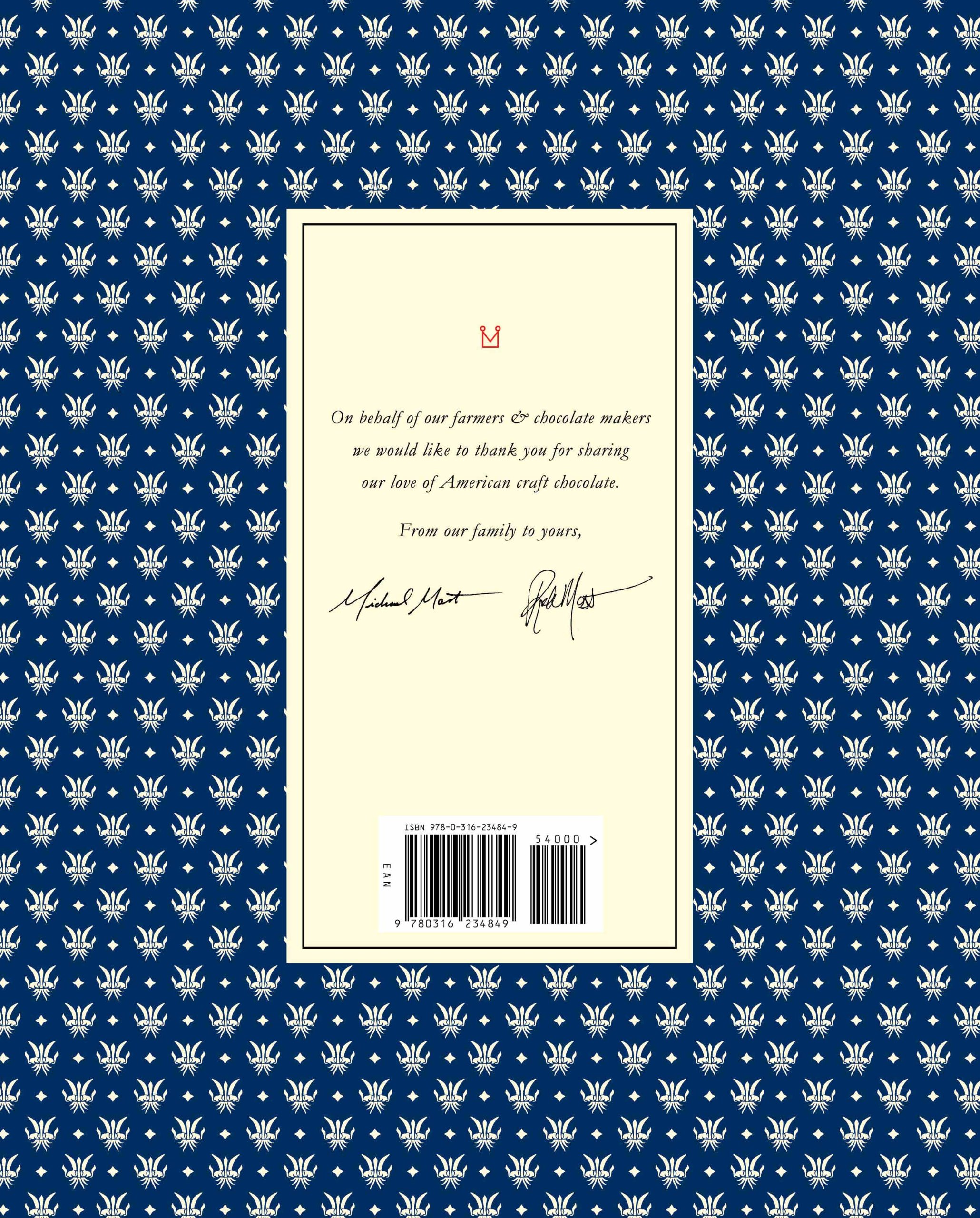 Mast Brothers Chocolate: A Family Cookbook: Rick Mast, Michael ...