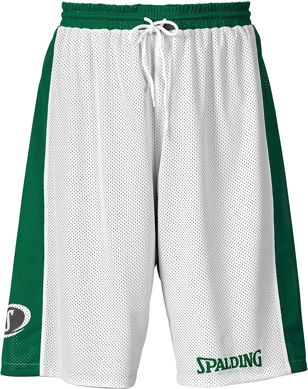 Spalding Hose & Shorts Essential Reversible - Pantalones Cortos de ...