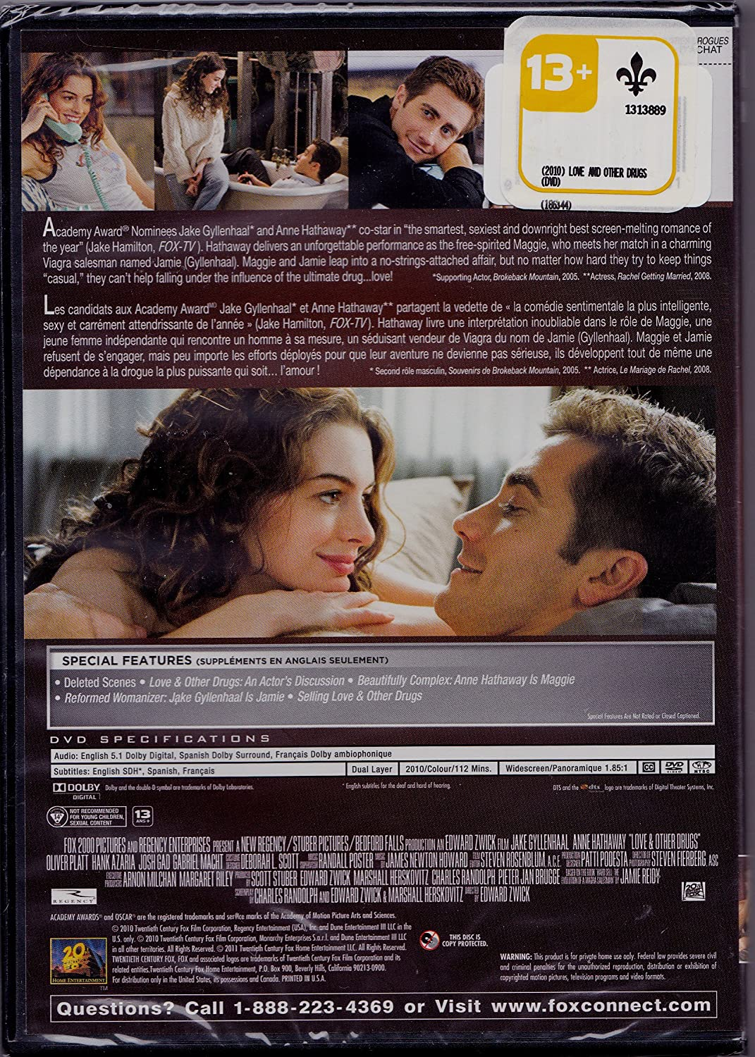 full movie love and other drugs