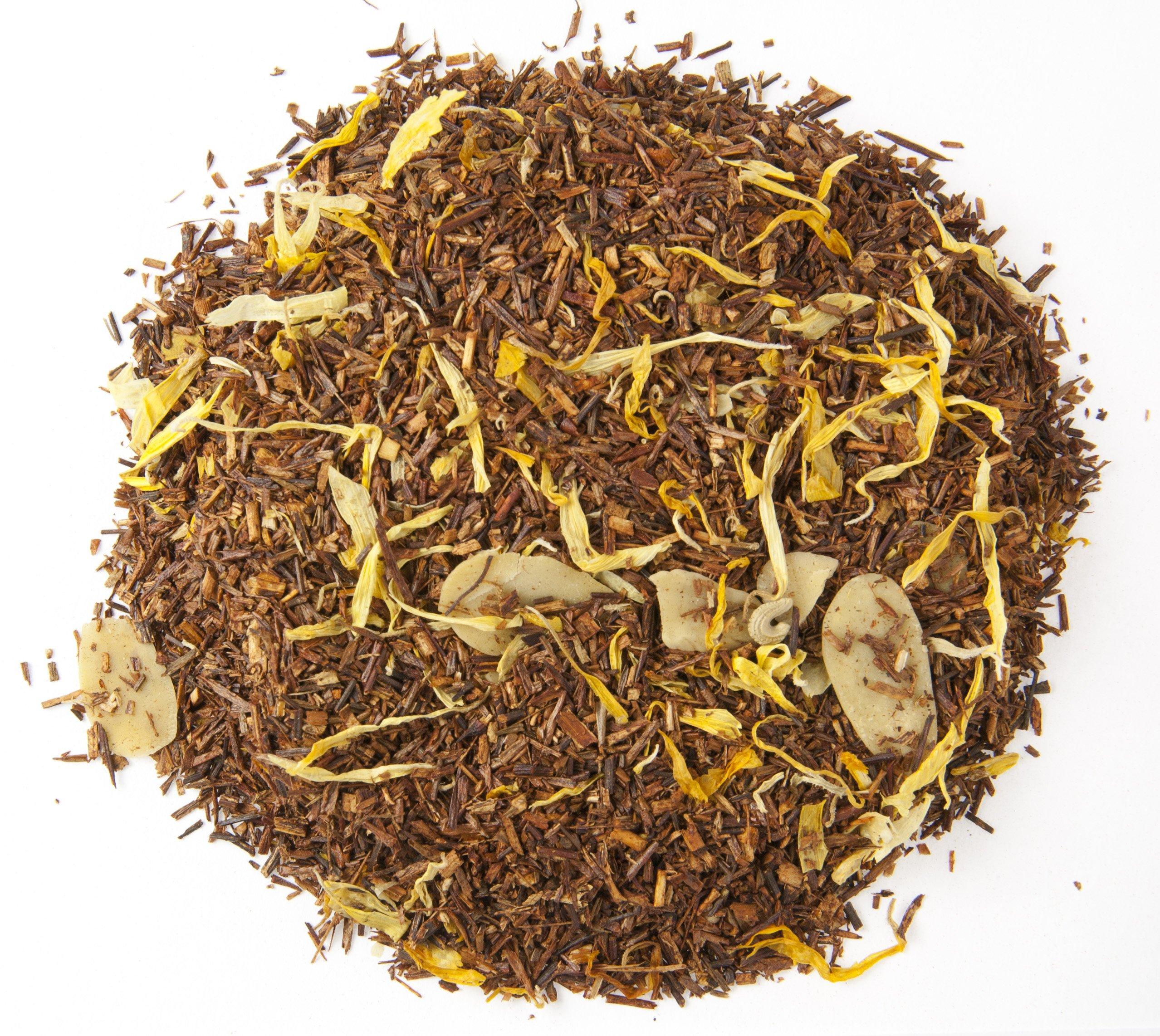 Bourbon Street Vanilla Loose Leaf Rooibos (16oz) by Darlene's Tea Port