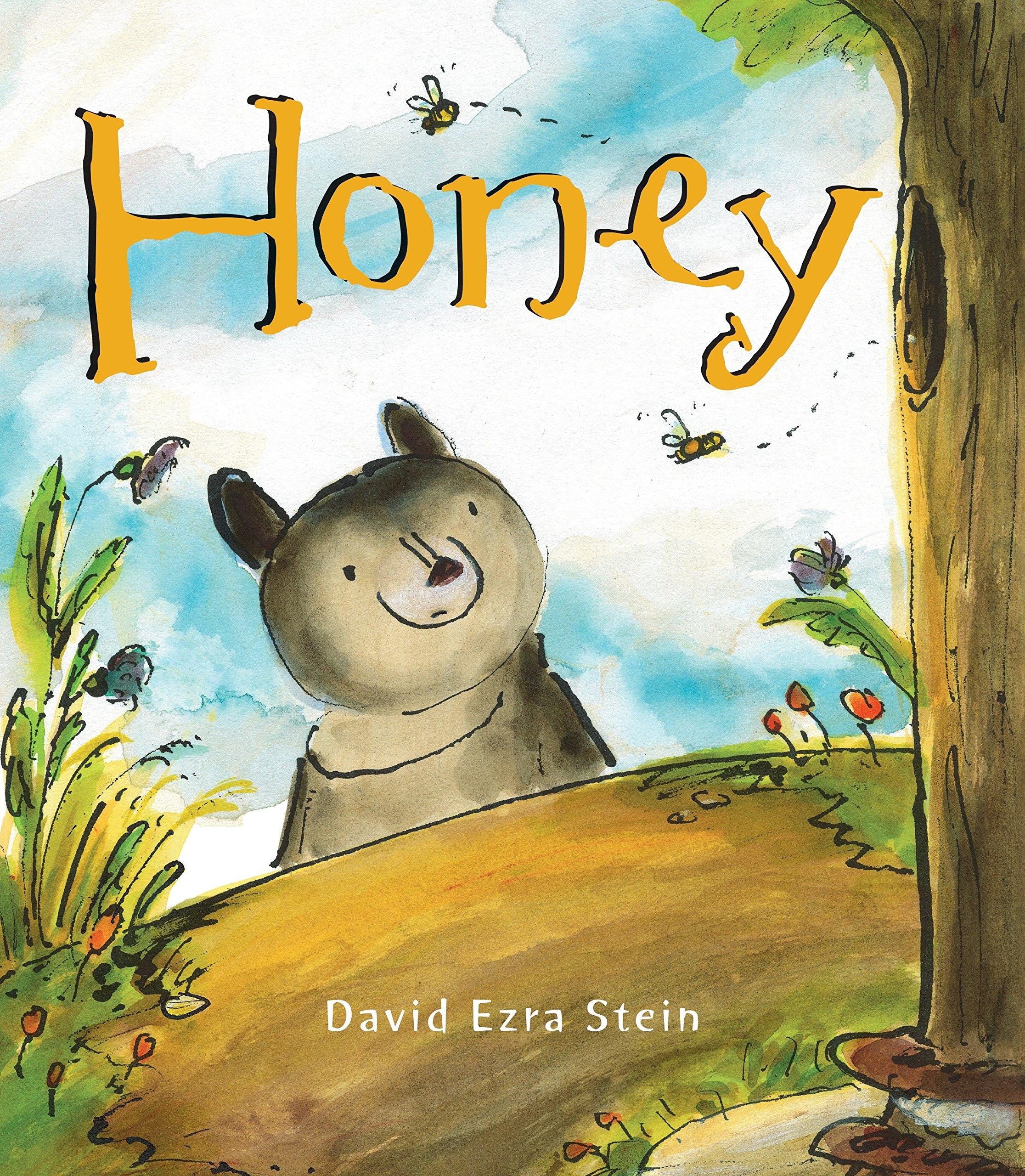 Image result for honey david ezra stein