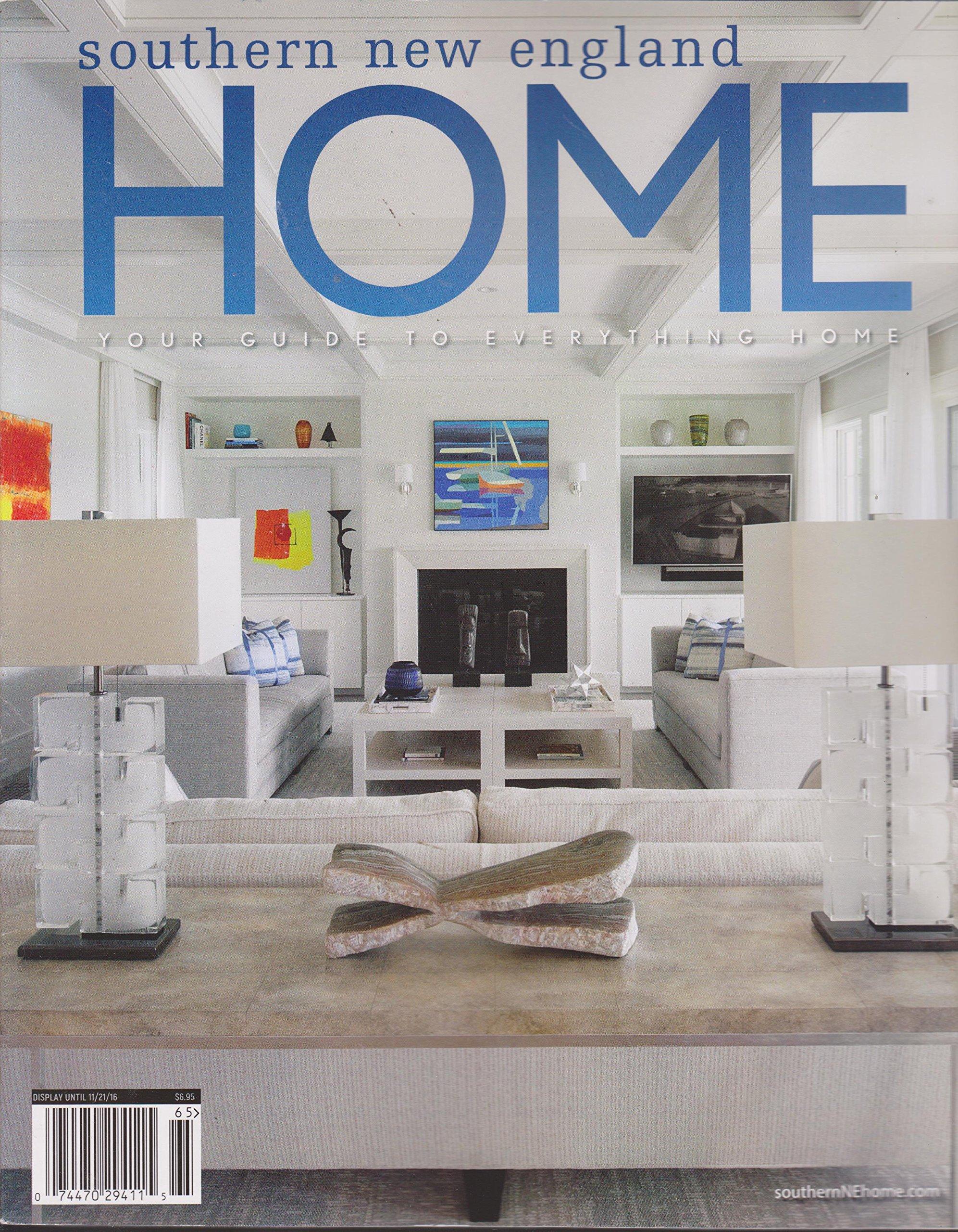 Southern New England Home Magazine 2016-17 Annual PDF