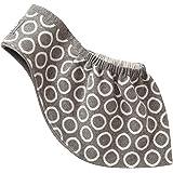 カドルミー 日本製ベビースリング ニットで抱っこ 新生児寝かしつけ Mサイズ リンググレー リバーシブル