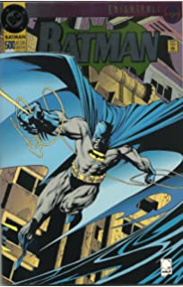 Batman Detective Comics Knightfall Dixon Nolan #665 DC Comics August 1993 NM