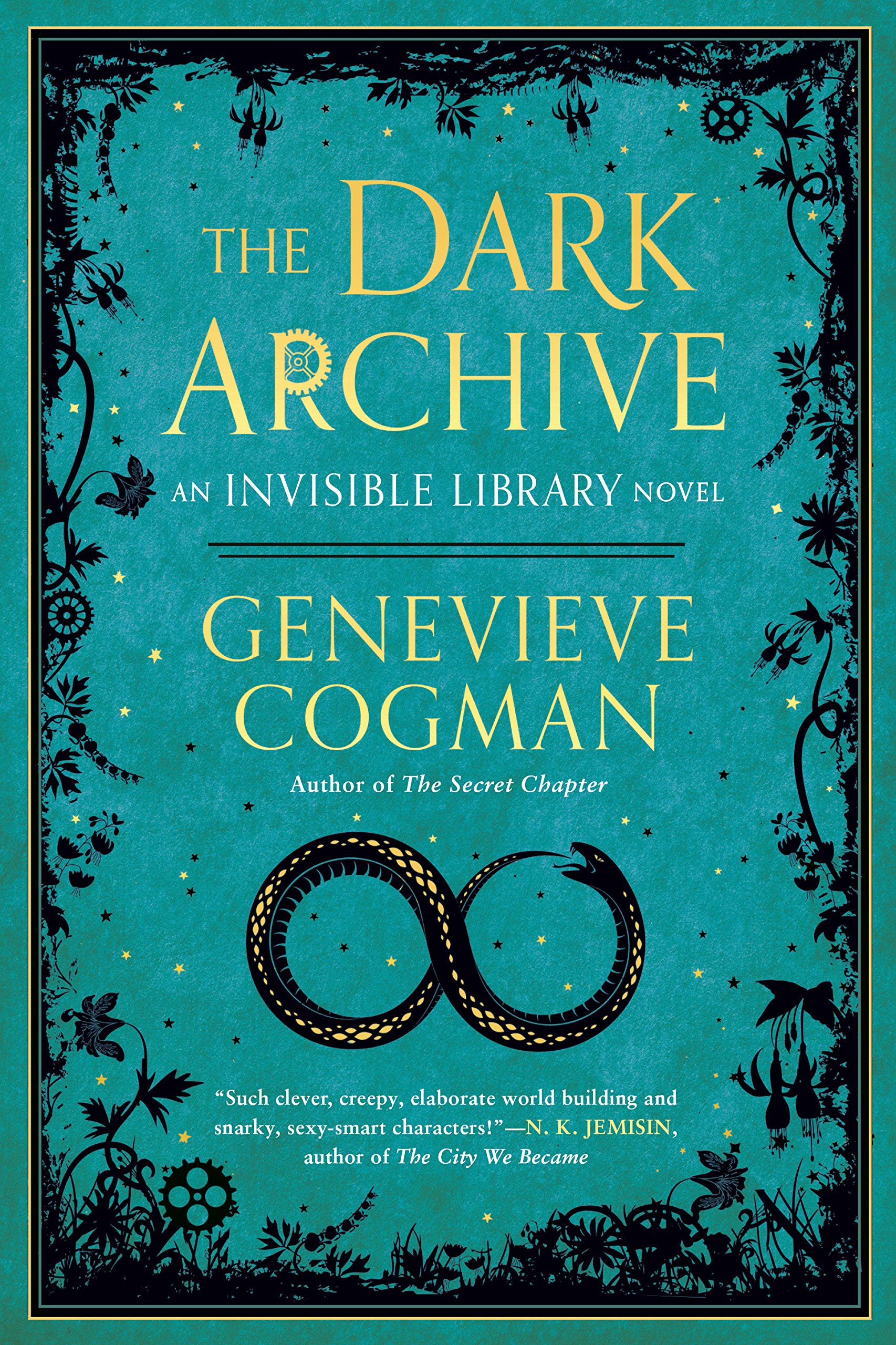 The Dark Archive : Cogman, Genevieve: Amazon.ca: Books