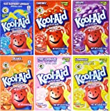 Kool-Aid Drink Mix, 6 Flavors Variety Pack, 48 Packets