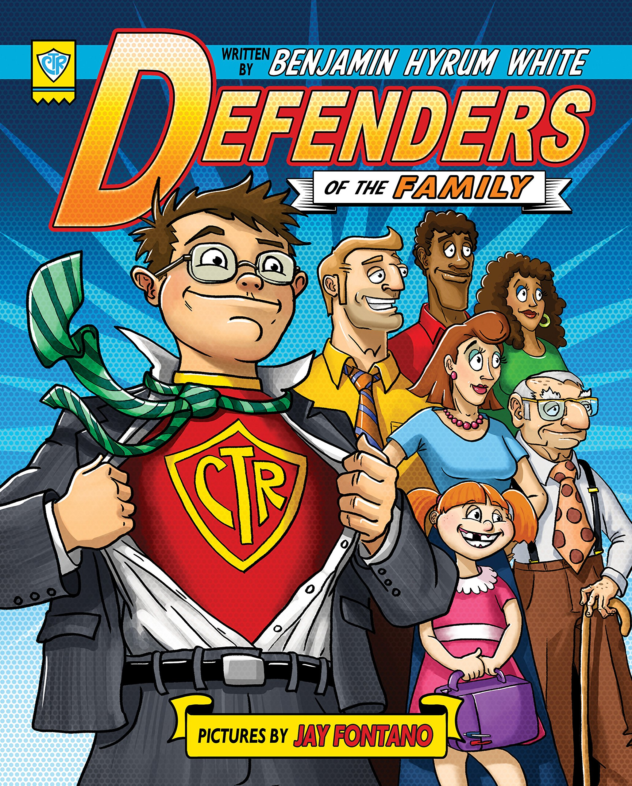 Read Online Defenders of the Family pdf