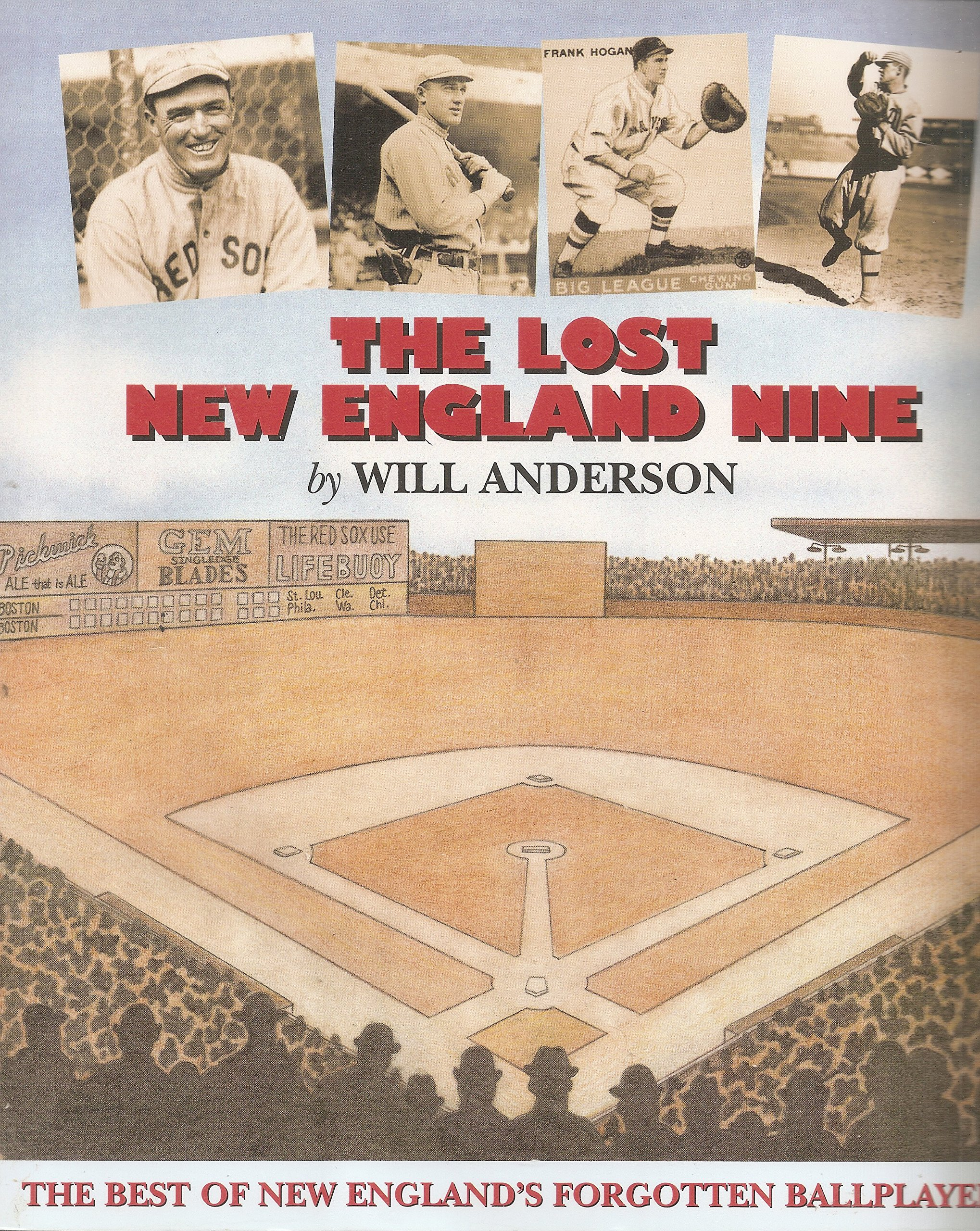 Read Online The Lost New England Nine: The Best of New England's Forgotten Ballplayers pdf