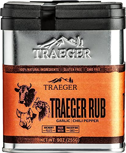 Traeger Grills Seasoning and BBQ Rub