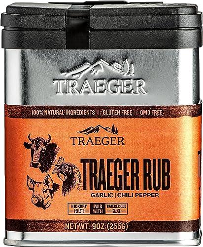 Grille Traeger Przyprawa i guma do grillowania