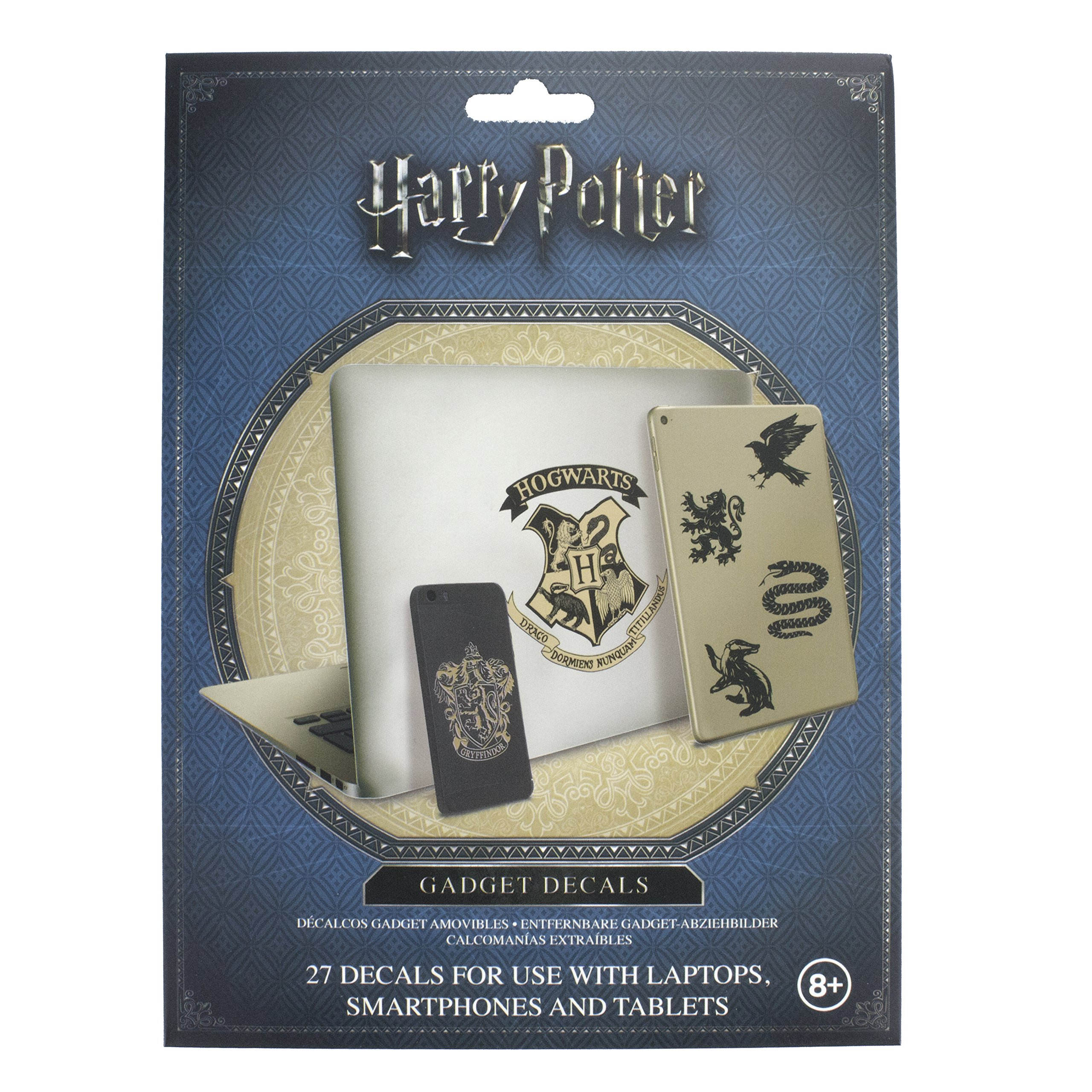 Harry Potter Gadget Decals - Blue Packaging
