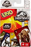 UNO FLK66 Jurassic World, Multi-Colour