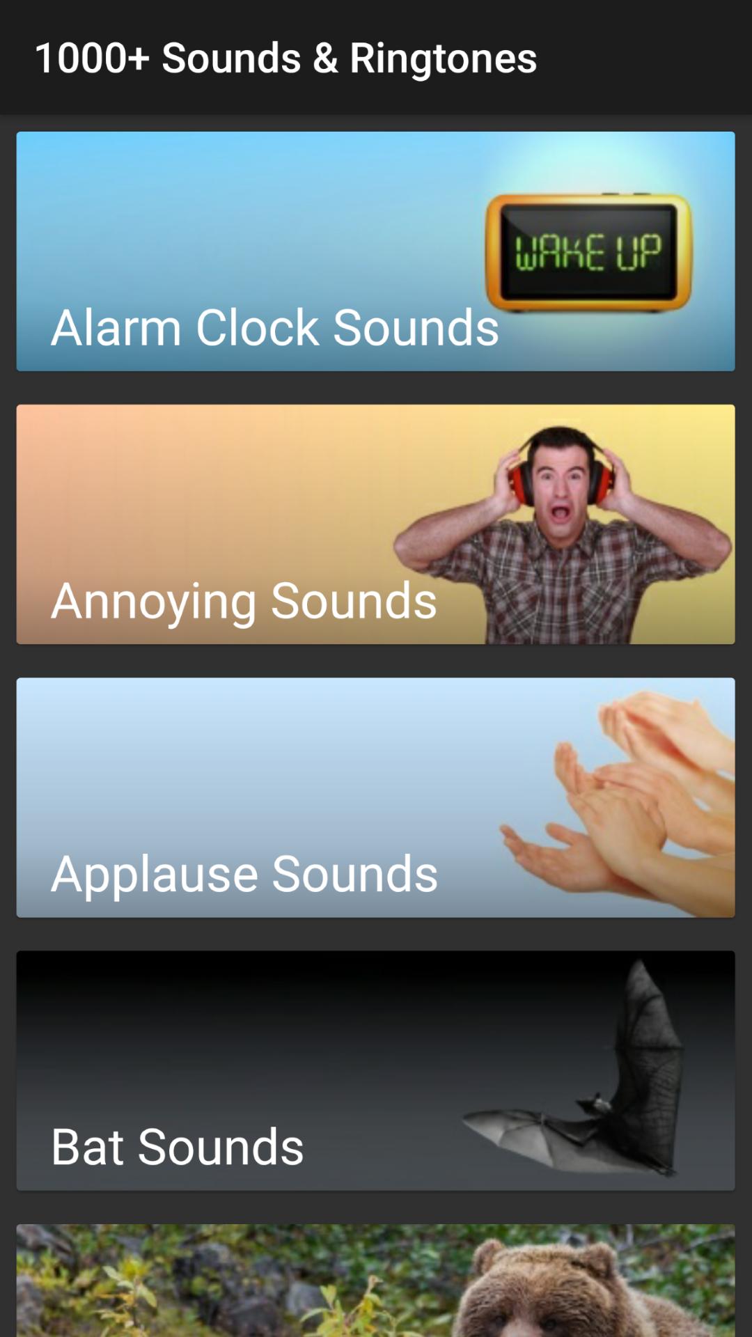 1000+ Sounds & Ringtones: Amazon.es: Appstore para Android
