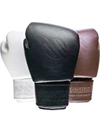 Kids Boxing Gloves MMA Training Junior Pro Leather Punch Bag Muay thai Gloves