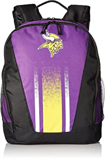FOCO NFL Unisex 2016 Stripe Primetime Backpack