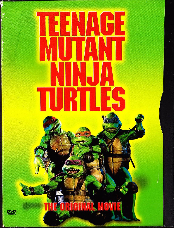 Retro review teenage mutant ninja turtles ii secret of the ooze - Amazon Com Teenage Mutant Ninja Turtles The Original Movie Movies Tv