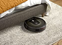 Roomba Vacuum Cleaning Robot - Christmas Gift Ideas For Wife