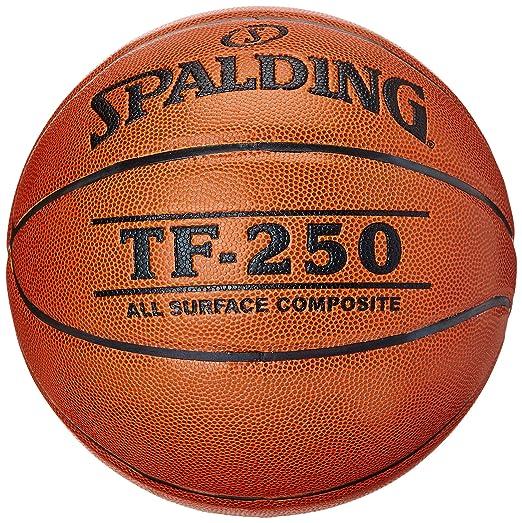 3 opinioni per Spalding TF 250- Pallone da pallacanestro