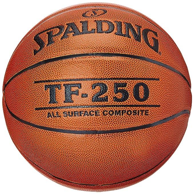 Spalding - Pelota de Baloncesto (Cuero, Juego, Composite): Amazon ...