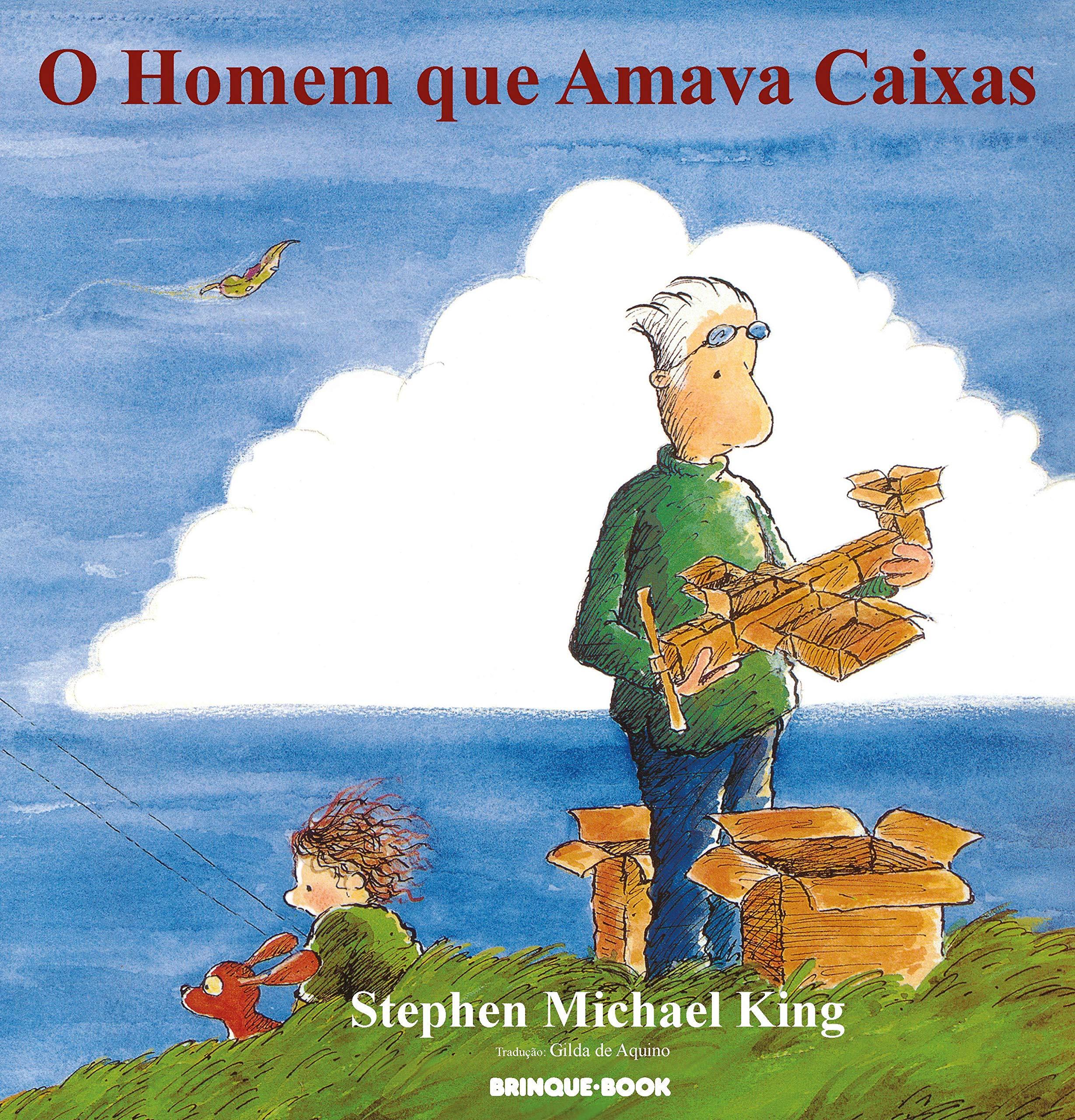 O Homem que Amava Caixas | Amazon.com.br