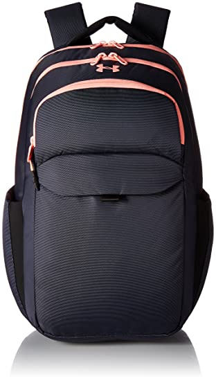 Under Armour On Balance Backpack, Midnight Navy/Cape Coral, One Size