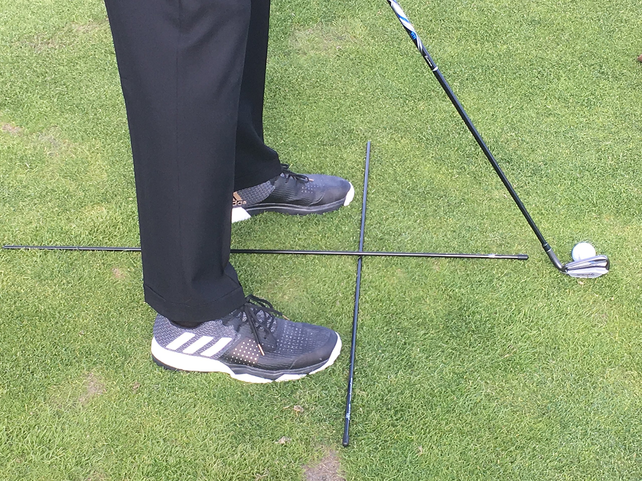 Frogger Golf 40'' Alignment Stick Training Aid by Frogger (Image #4)