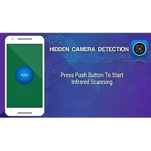 Hidden Camera Detection - anti spy cam Simulator: Amazon.es: Appstore para Android