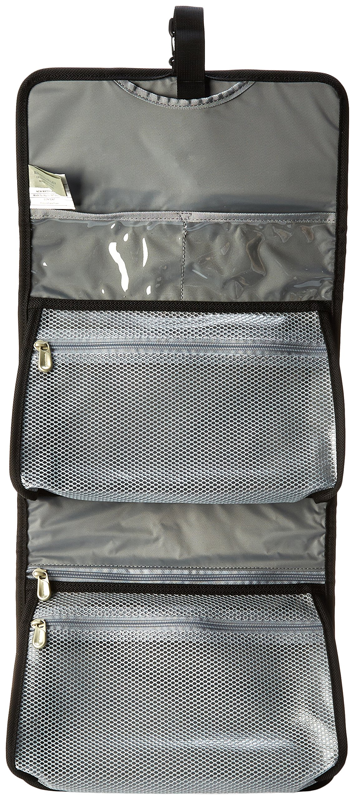 Briggs & Riley Deluxe Toiletry Kit, Black, One Size by Briggs & Riley (Image #6)