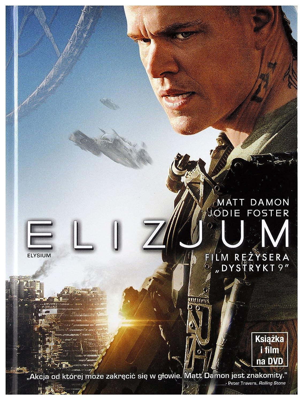 Amazon.com: Elysium [DVD] (English audio): Matt Damon, Jodie ...