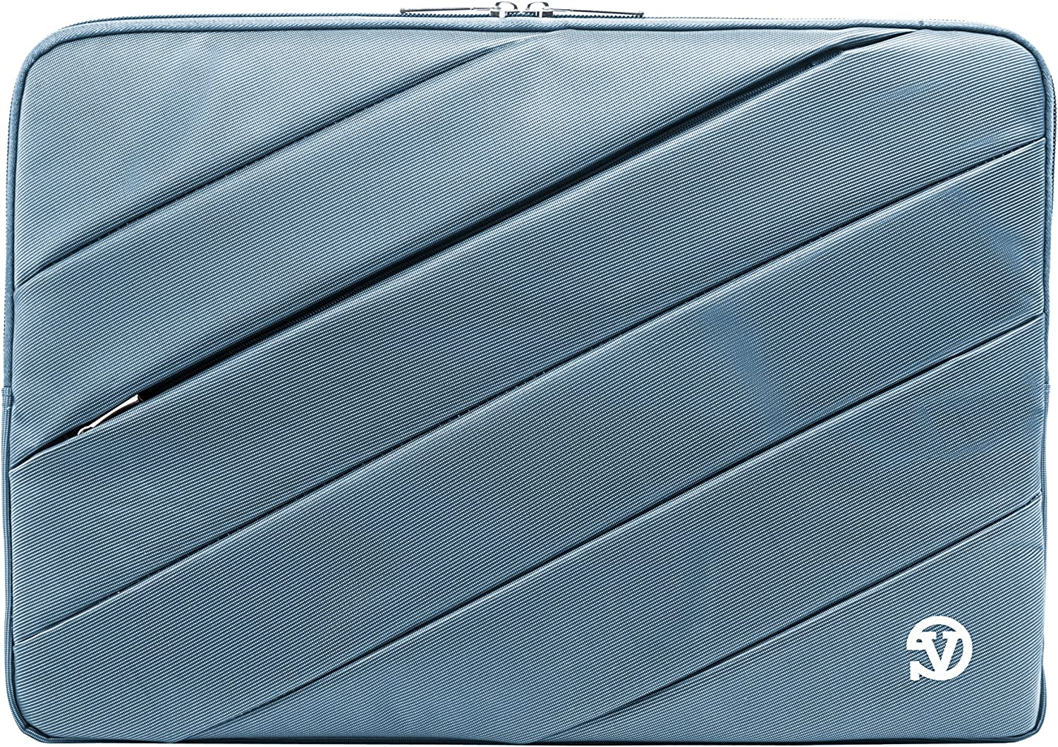 Protective Shock Absorbing Laptop Sleeve Case (Blue, 11.6 to 12.5 inch) for Dell Inspiron 11, Latitude 11 12, ChromeBook, Education Series, XPS 12