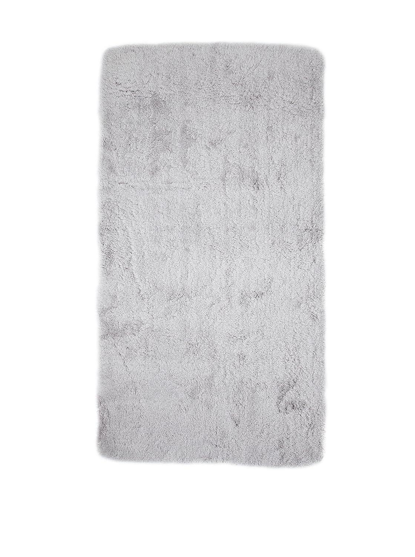 Badematte Opal Farbe  Stein, Größe  0,35 cm H x 80 cm B x 150 cm T