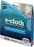 E-cloth 2 Glass & Polishing Cloths Blue