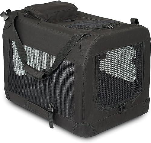 BIRDROCK HOME Internet's Best Soft-Sided Dog Crate