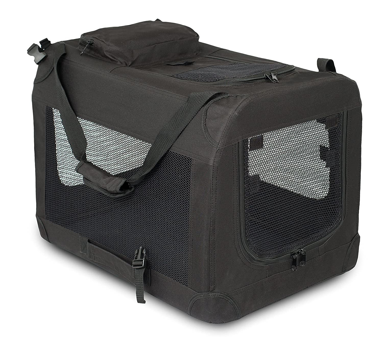 BIRDROCK HOME Internet s Best Soft-Sided Dog Crate