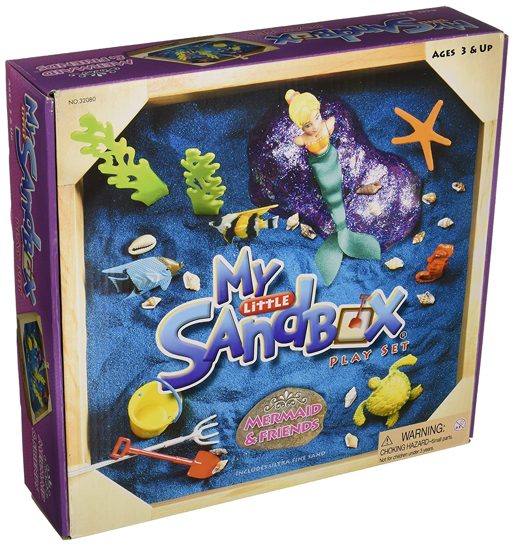 My Little Sandbox Mermaid and Friends