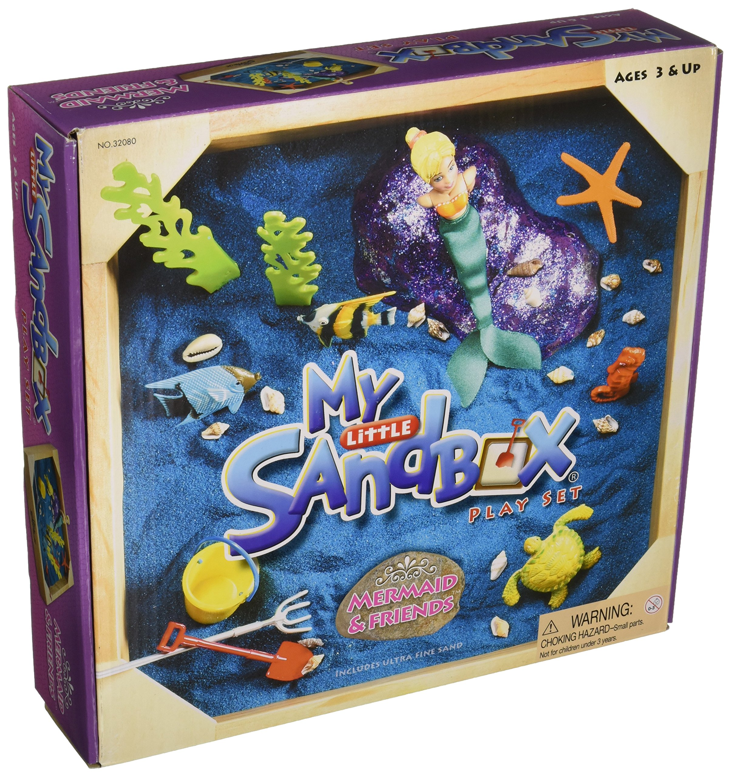 My Little Sandbox - Mermaid and Friends by Be Good Company