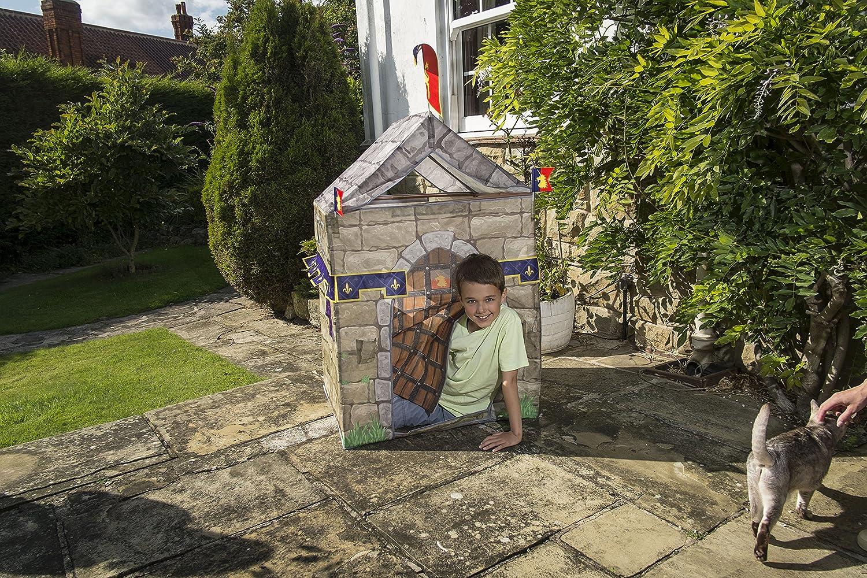 Traditionelle Garten Spiele Knight Spielen Zelt Set
