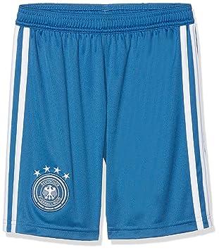 ba25a7d7b adidas D04268 Children s German National Team Football Home Goalkeeper  Shorts 2018