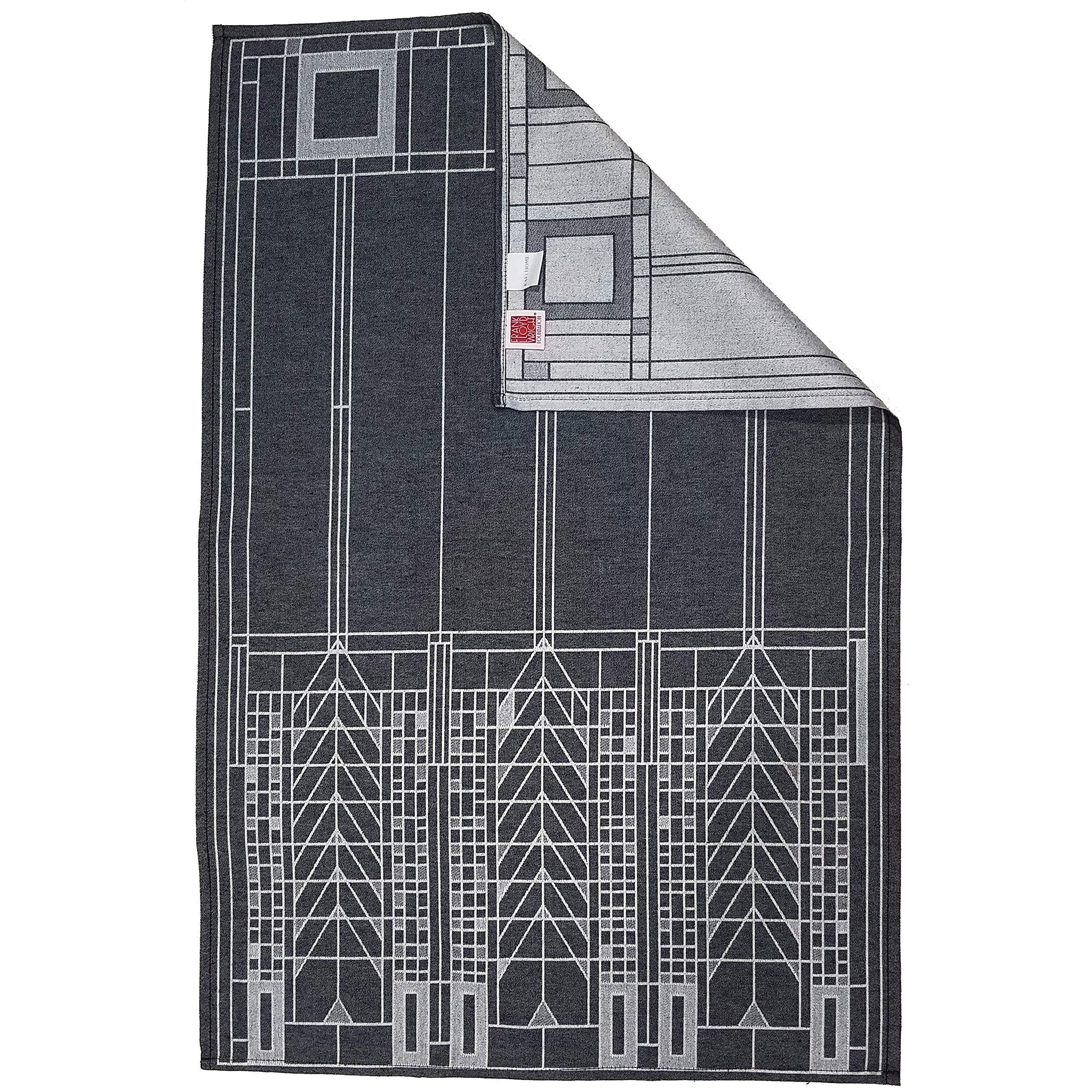 KAF Home Frank Lloyd Wright Woven Jacquard Tea Towel 20 x 30-inch 100-Percent Cotton (Tree of Life) by KAF Home (Image #2)