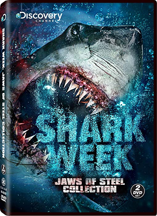 Top 7 Shark Week Jaws Of Steel Collection