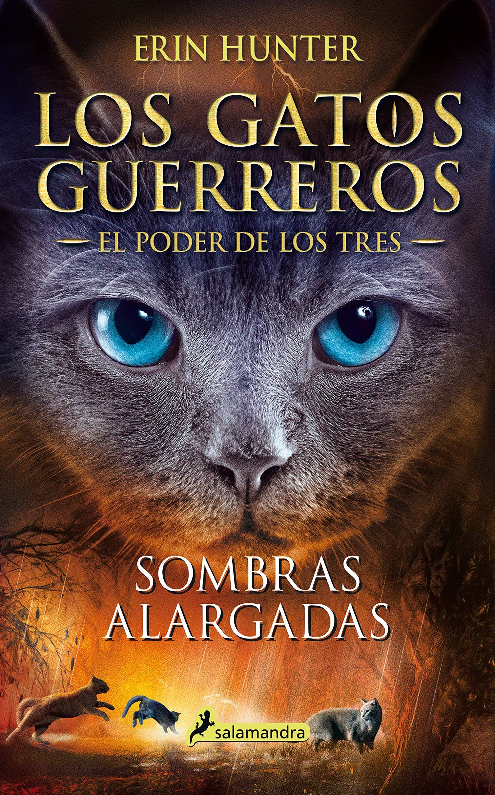 Sombras alargadas Los Gatos Guerreros   El Poder de los Tres 5 ...