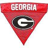 Pet Goods NCAA Georgia Bulldogs Collar Bandana, One Size