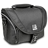 Bodyguard 5* camera bag WATERPROOF with Raincover for SLR camera + 2 Lenses e.g. Nikon D800 D3200 D3300 D5100 D5200 D5300 D5500 D7000 D7100 D7200 Canon EOS 1200D 1300D 2000D 4000D 700D 750D 760D