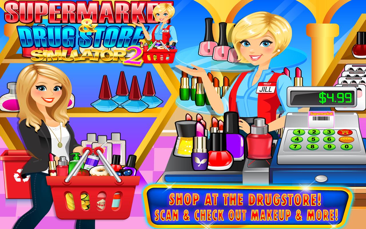 Shopping Free Games