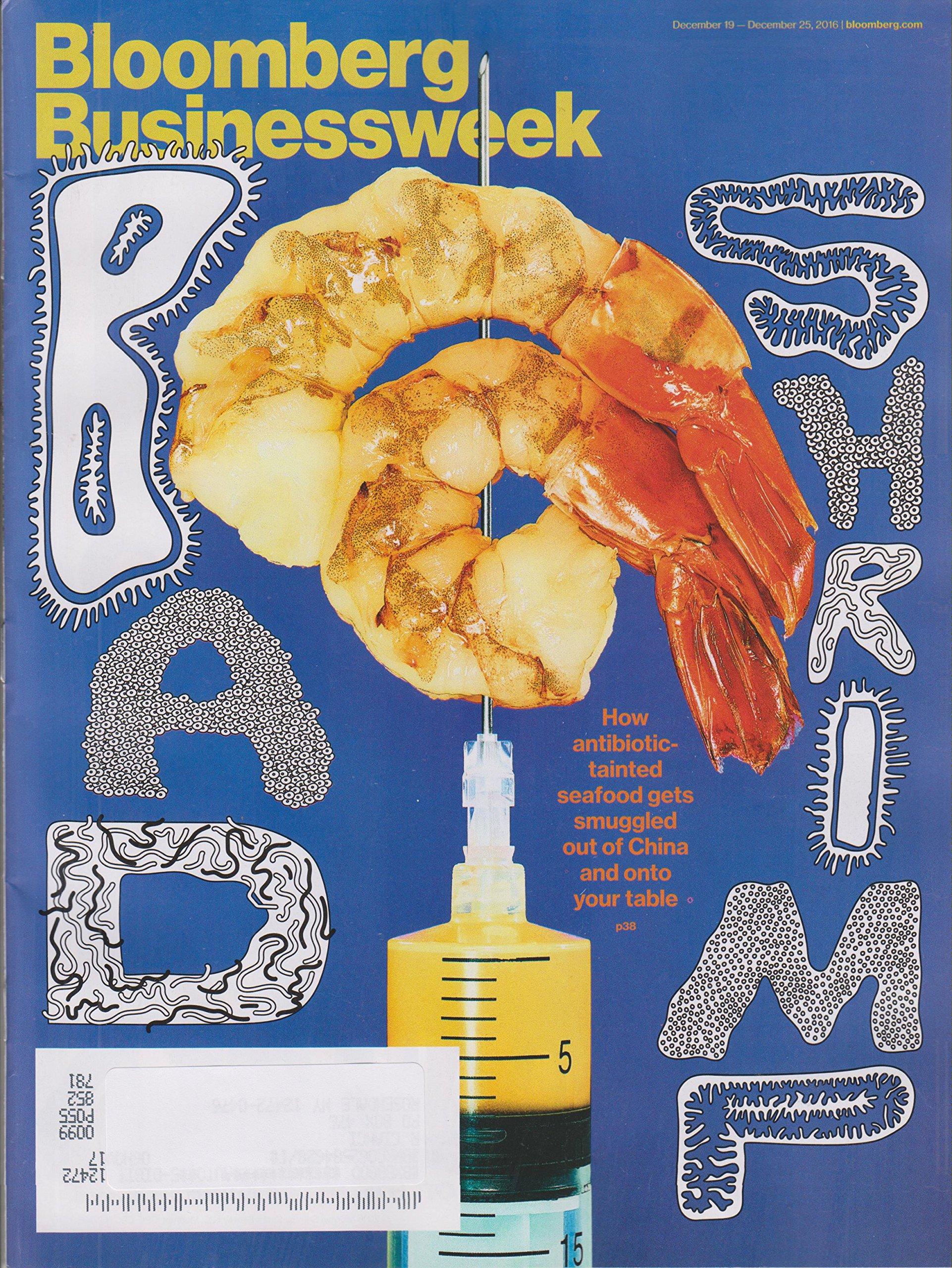 Bloomberg Businessweek December 19-25, 2016 Bad Shrimp pdf
