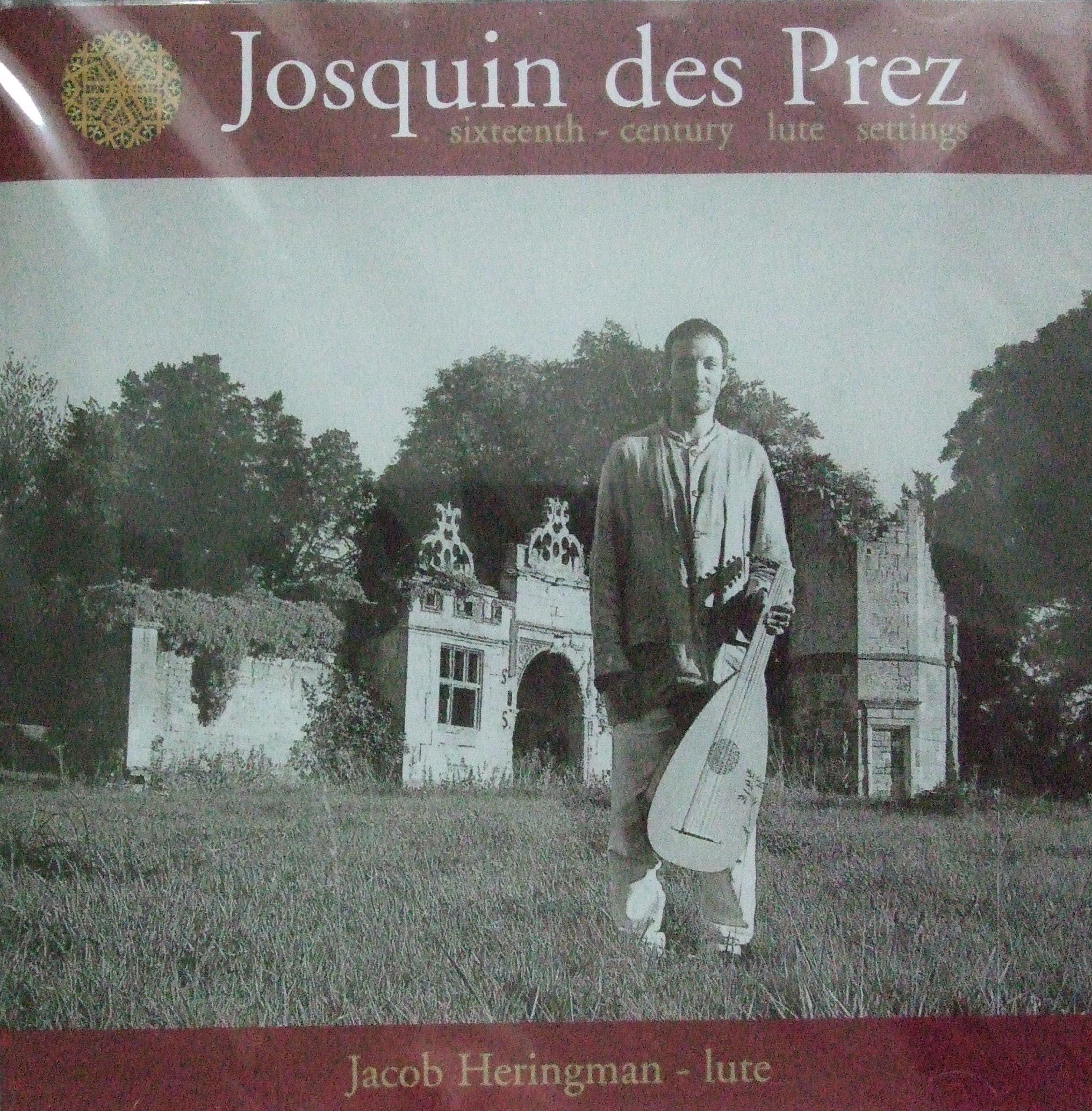 Josquin Des Prez: Sixteenth Century Lute Settings by Discipline Us (Image #1)