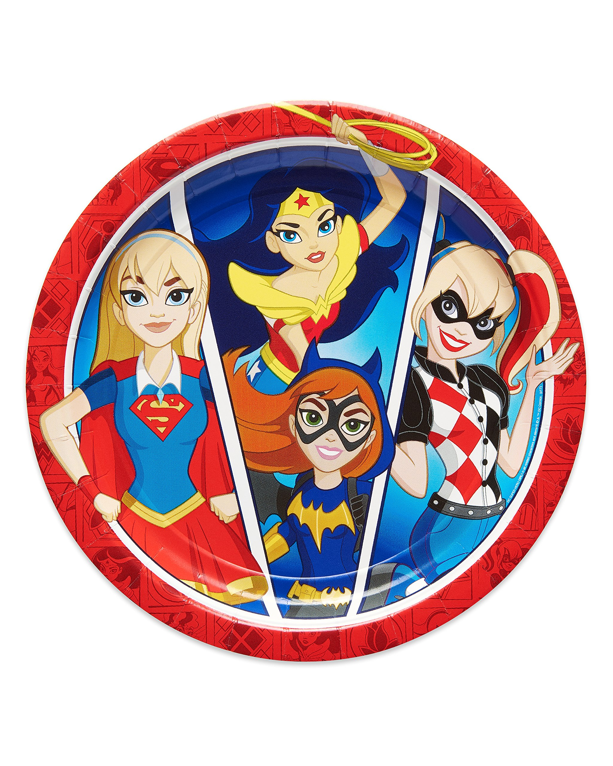 American Greetings DC Super Hero Girls Dinner