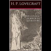 Supernatural Horror in Literature book cover