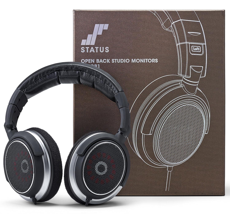 Status Audio OB-1 Kopfhörer mit offener Rückseite: Amazon.de ...