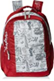 Skybags Helix 29.5 Ltrs Red Casual Backpack (BPHELFS2RED)